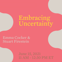 Complexity conversation | Embracing Uncertainty