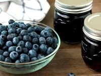 4-H Blueberry Jam Youth Canning Class