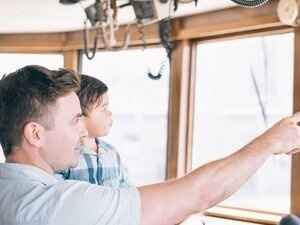 Father's Day Dining Cruises