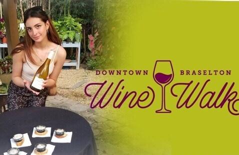 Downtown Braselton Wine Walk