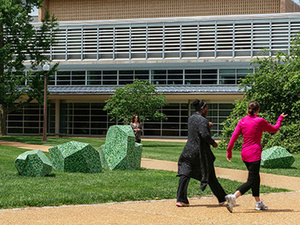 Public Tour: 'Art on Campus'