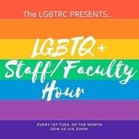LGBTQ+ Staff/Faculty Hour