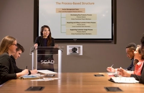 Take your presentation skills to the next level with SCADamp at SCAD Spotlight Day in Savannah