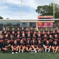 Simpson Girls Elite Soccer Camp