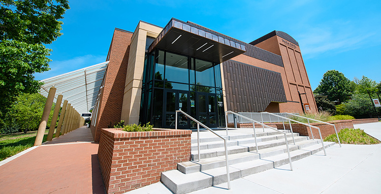 Brooks Center for the Performing Arts