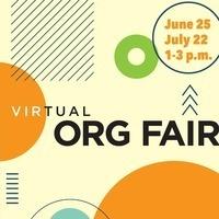 Student Organization Center Summer Virtual Involvement Fair