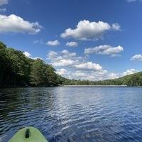 BYOBoat Eco-Paddle around Poe Lake