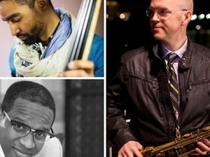 Tedd Baker Trio feat. Kris Funn and Quincy Phillips Streaming + In-person