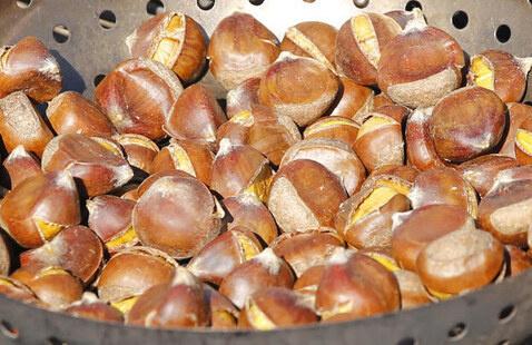 Missouri Chestnut Roast