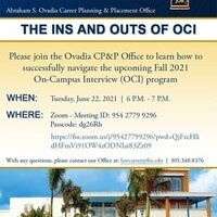 The Ins and Outs of OCI