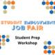 Job Fair Prep Workshop
