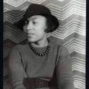 Portrait of Zora Neale Hurston