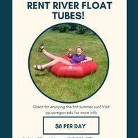 River float tubes