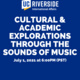 """""""Cultural & Academic Explorations Through the Sounds of Music"""" workshop"""