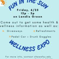Fun in the Sun Wellness Expo