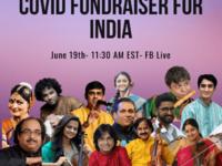 COVID Fundraiser for India