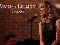 Happy Days Are Here Again: Analisa Leaming in Concert