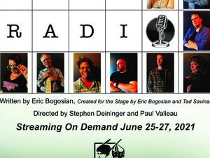 Talk Radio - Virtual Production by Vagabond Players