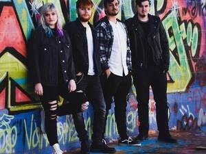 Alternative rock band Sugar Hysteria