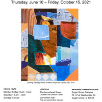 NASAD 2021 Student Artwork Exhibition