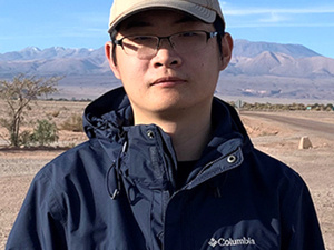 Yilun Guan: Topics in Microwave Astronomy and Cosmology