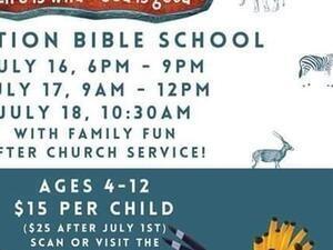 Vacation Bible School: Roar