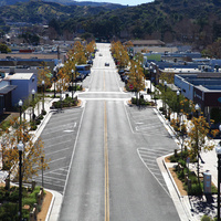 Old Town Newhall Walking Tour
