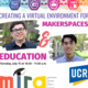 Creating a Virtual Environment for Makerspaces & Education: MIRA Conference