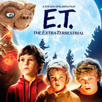 Film Poster for E.T. the Extra-Terrestrial