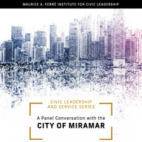 A Panel Conversation with the City of Miramar