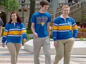 How to Succeed at Pitt