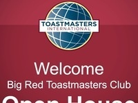 Big Red Toastmasters Virtual Open House 6/24/21
