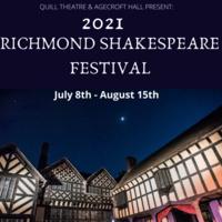 2021 Richmond Shakespeare Festival -