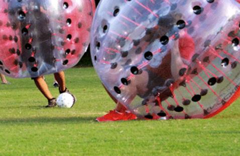 Bubble Soccer Extravaganza