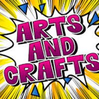 """generic picture that says """"arts & crafts"""""""