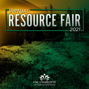 New Student & Family Services Virtual Resource Fair