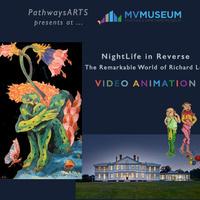 Nightlife in Reverse: Video Animation of Richard Lee's Artwork