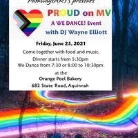 Proud on MV: We Dance