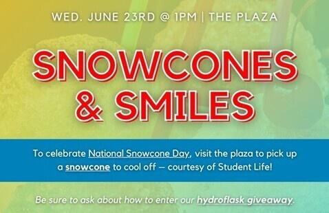 Snowcones & Smiles