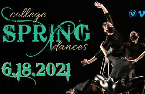 Spring Dances promo ecard