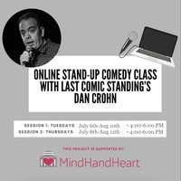 Stand Up Comedy Class on Zoom!