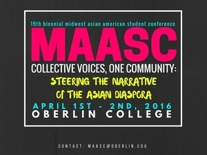 The 19th Biennial Midwest Asian American Student Conference