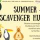Children's Scavenger Hunt