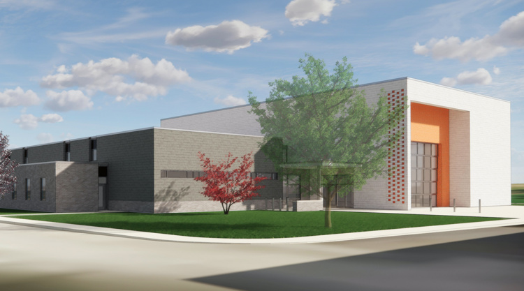 Facility Groundbreaking for School of the Built Environment