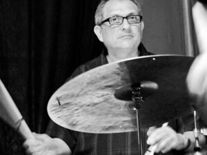 Tony Martucci Solo Drums Live Streaming + In-person Performance