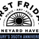 Visit Vineyard Haven's First Fridays