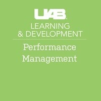 Performance Management Review for Managers