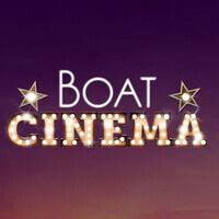 Boat Cinema at Castaic Lake