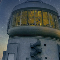 Photo of the Gemini South Observatory