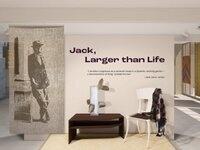 Opening Reception: Jack, Larger than Life Exhibit